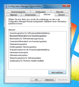 SCCM 2012 client german language