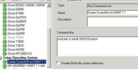 OSD for Dell e7440 / e7240 – NIC Driver Problem / KMDF